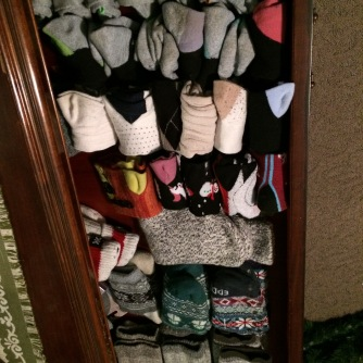 Have you ever seen such a beautiful sock drawer!?!